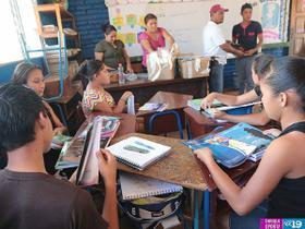 Amento de Matrícula Escolar Rural en Nicaragua