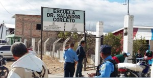 Red internacional tras decomiso de droga en escuela