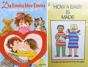 Where babies come from books