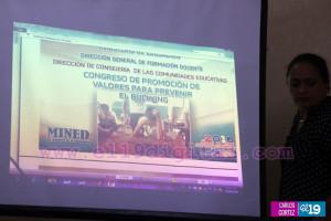 Acoso Escolar, cooperación genuina, Nicaragua