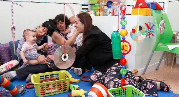 Argentina el municipio inaugur las obras de ampliaci n for Jardin maternal unlp 2016
