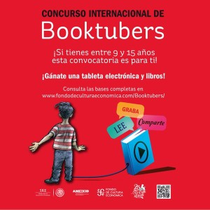 concurso booktubers