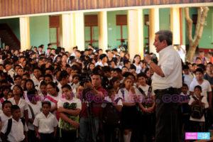 educación ambiental, Nicaragua, cooperación genuina...