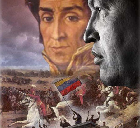 Resultado de imagen para Proyecto Bolivariano chavez y bolivar