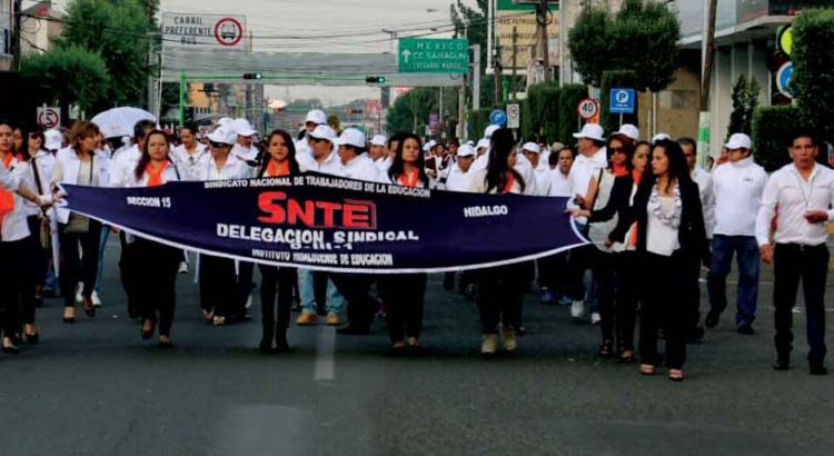 Resultado de imagen para mexico Sindicato Nacional de Trabajadores de la Educación
