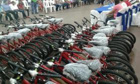 Cooperación Genuina, Nicaragua, bicicletas