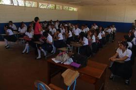 Cooperación genuina, Nicaragua, prevención de desastres