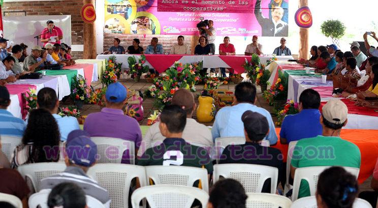 Cooperación genuina, Nicaragua, cooperativismo