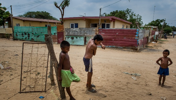pobreza infantil españa
