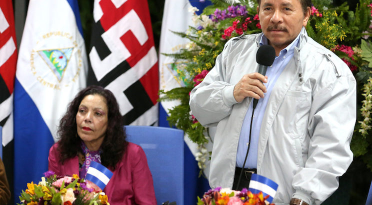 Nicaragua, cooperación genuina, homenaje, maestras/os