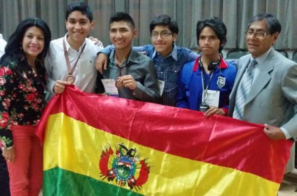 Bolivia: Estudiantes ganan bronce en Olimpiada de Biología ...