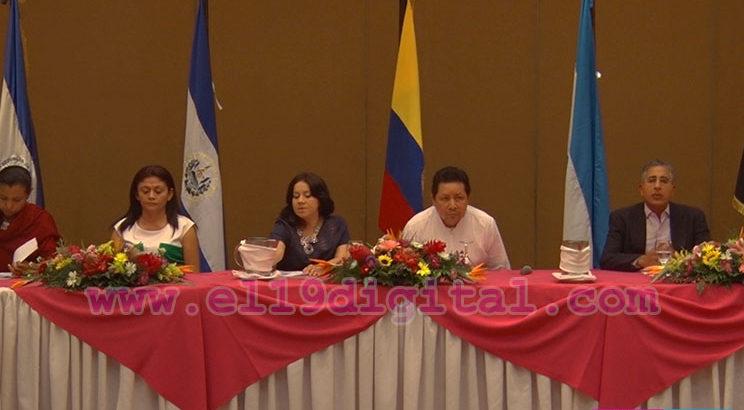 Consejería, Comunidad Educativa, Cooperación genuina, Nicaragua, I foro internacional