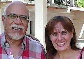 Iliana Lo Priore y Jorge Díaz Piña
