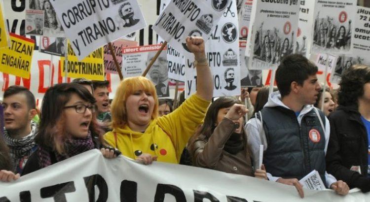 sindicato-de-estudiantes-decenas-de-miles-protestan-contra-reforma-educativa-en-espana-29-marzo-2014-3