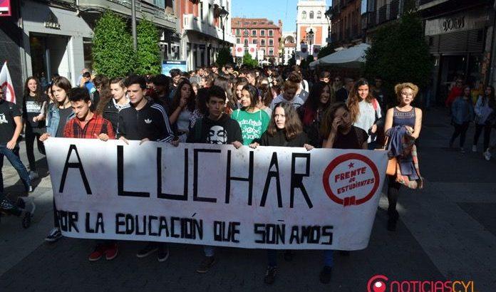 huelga-estudiantes-educacion-publica-valladolid-12