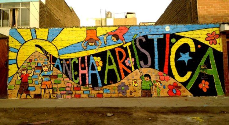Entrevista a polo castellanos el arte como campo de for Arte colectivo mural