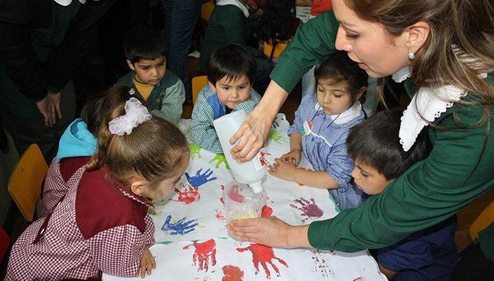 En la educaci n nos jugamos el futuro 4 qu tenemos for Adaptacion jardin infantil