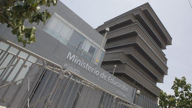 Per ministerio de educaci n modifica curr culo nacional for Ministerio educacion exterior