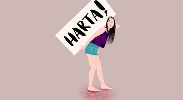 harta Uruguay: Conocé Harta, una revista con perspectiva de género  harta
