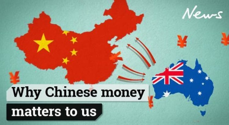 Australia: Economy relies on China as international students prop up